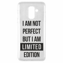 Чохол для Samsung A6+ 2018 Limited edition