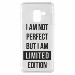 Чохол для Samsung A8 2018 Limited edition