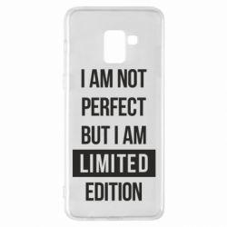 Чохол для Samsung A8+ 2018 Limited edition
