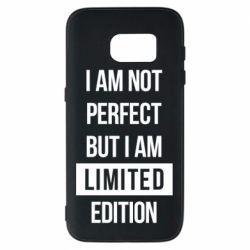 Чохол для Samsung S7 Limited edition