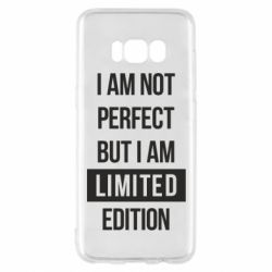 Чохол для Samsung S8 Limited edition