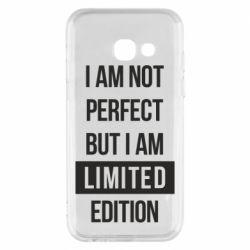 Чохол для Samsung A3 2017 Limited edition
