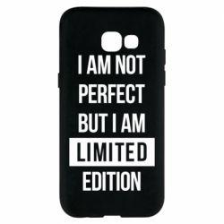 Чохол для Samsung A5 2017 Limited edition