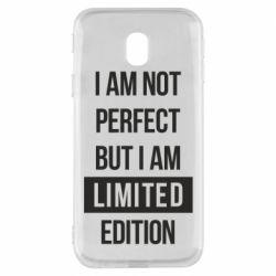 Чохол для Samsung J3 2017 Limited edition
