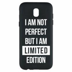 Чохол для Samsung J5 2017 Limited edition