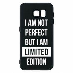 Чохол для Samsung S6 Limited edition