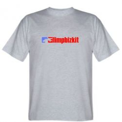 Мужская футболка Limp Bizkit - FatLine