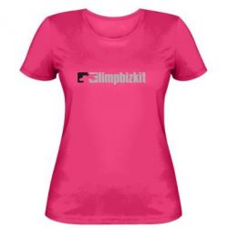 Женская футболка Limp Bizkit - FatLine