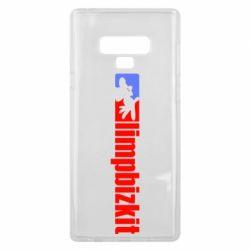 Чохол для Samsung Note 9 Limp Bizkit