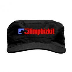 Кепка милитари Limp Bizkit - FatLine