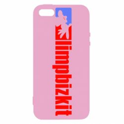 Чехол для iPhone5/5S/SE Limp Bizkit - FatLine