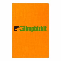 Блокнот А5 Limp Bizkit