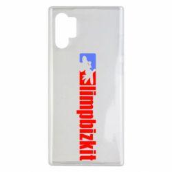 Чохол для Samsung Note 10 Plus Limp Bizkit