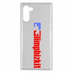 Чохол для Samsung Note 10 Limp Bizkit