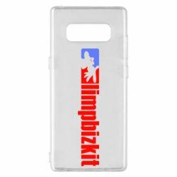 Чохол для Samsung Note 8 Limp Bizkit