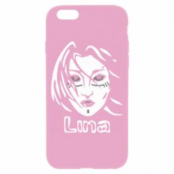 Чохол для iPhone 6/6S Lina