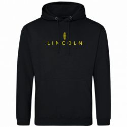 Толстовка Lincoln logo - FatLine