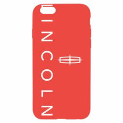Чохол для iPhone 6/6S Lincoln logo