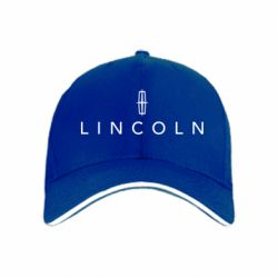 кепка Lincoln logo - FatLine
