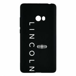 Чохол для Xiaomi Mi Note 2 Lincoln logo