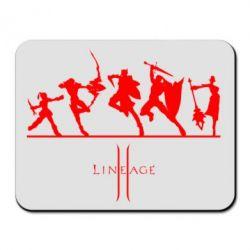 Коврик для мыши Lineage fight - FatLine