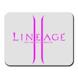 Коврик для мыши Lineage ll - FatLine