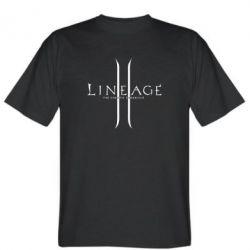 Мужская футболка Lineage ll - FatLine