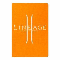 Блокнот А5 Lineage ll