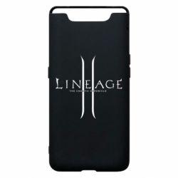 Чехол для Samsung A80 Lineage ll