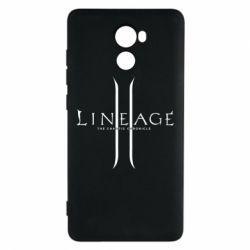 Чехол для Xiaomi Redmi 4 Lineage ll