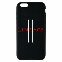 Чехол для iPhone 6/6S Lineage Logo - FatLine