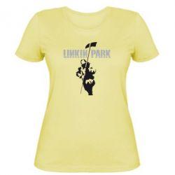 Женская футболка Linkin Park Album - FatLine