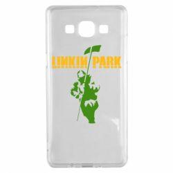 Чехол для Samsung A5 2015 Linkin Park Album