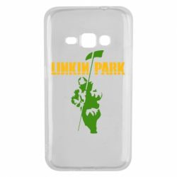 Чехол для Samsung J1 2016 Linkin Park Album