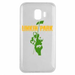 Чехол для Samsung J2 2018 Linkin Park Album