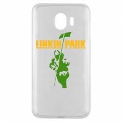 Чехол для Samsung J4 Linkin Park Album