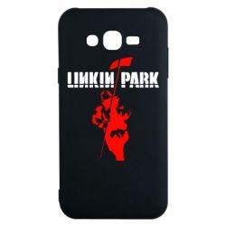Чехол для Samsung J7 2015 Linkin Park Album