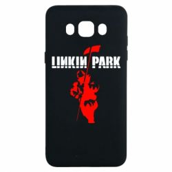Чехол для Samsung J7 2016 Linkin Park Album