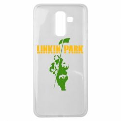 Чехол для Samsung J8 2018 Linkin Park Album