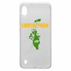 Чехол для Samsung A10 Linkin Park Album