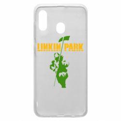 Чехол для Samsung A20 Linkin Park Album