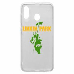 Чехол для Samsung A30 Linkin Park Album