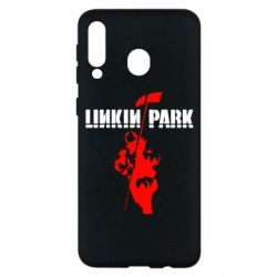 Чехол для Samsung M30 Linkin Park Album