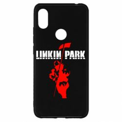 Чехол для Xiaomi Redmi S2 Linkin Park Album