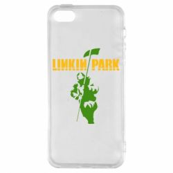 Чохол для iphone 5/5S/SE Linkin Park Альбом