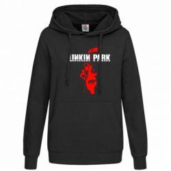 Женская толстовка Linkin Park Album