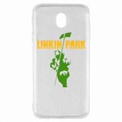 Чехол для Samsung J7 2017 Linkin Park Album