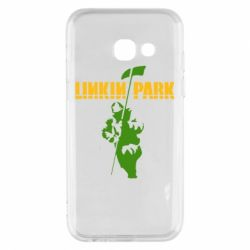 Чехол для Samsung A3 2017 Linkin Park Album