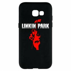 Чехол для Samsung A5 2017 Linkin Park Album