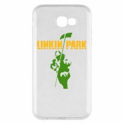 Чехол для Samsung A7 2017 Linkin Park Album